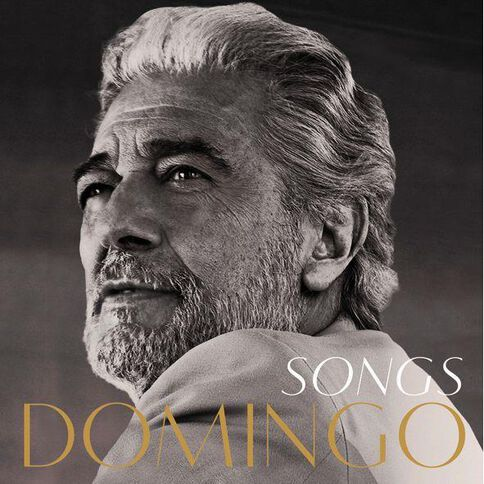 Songs CD by Placido Domingo 1Disc