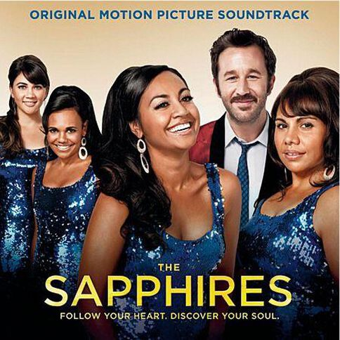 The Sapphires CD by Original Motion Picture Soundtrack 1Disc