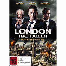 London Has Fallen DVD 1Disc