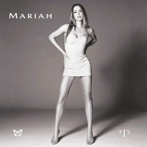 No1s CD by Mariah Carey 1Disc