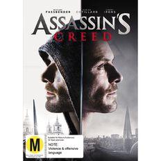 Assassins Creed DVD 1Disc