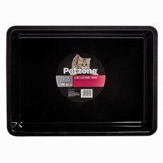 Petzone Cat Litter Tray  43cm x 32cm x 10cm