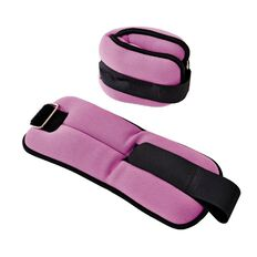 Active Intent Pair of Ankle Weights 0.5kg Assorted Colours