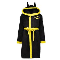 Batman Boys' Robe