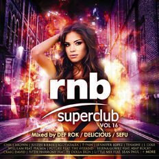 R 'n B Superclub Volume 16 CD by Various Artists 2Disc