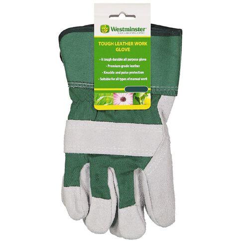 Westminster Tough Leather Work Glove Medium