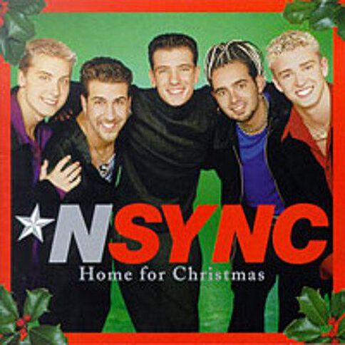 Home For Christmas CD by Nsync 1Disc