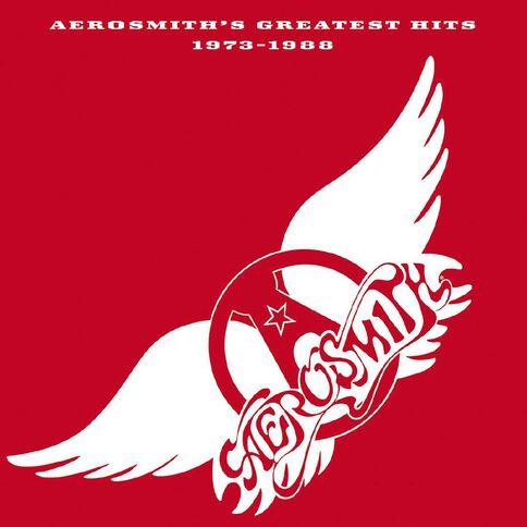 Greatest Hits 1973 - 1988 CD by Aerosmith 1Disc