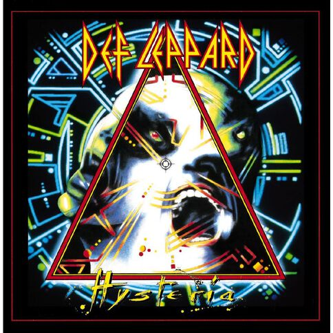 Hysteria CD by Def Leppard 1Disc