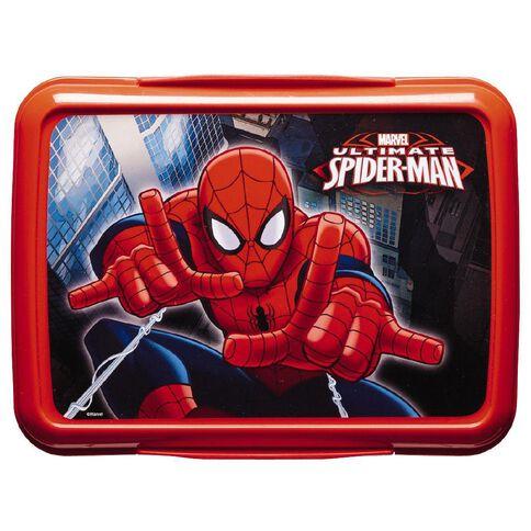 Spider-Man Lunch Box 2L
