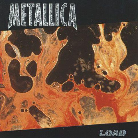 Load CD by Metallica 1Disc