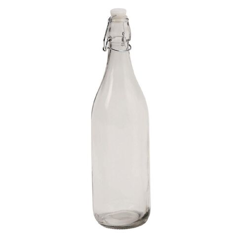 Necessities Brand Glass Bottle 1000ml