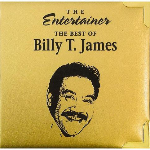 The Entertainer CD by Billy T James 1Disc