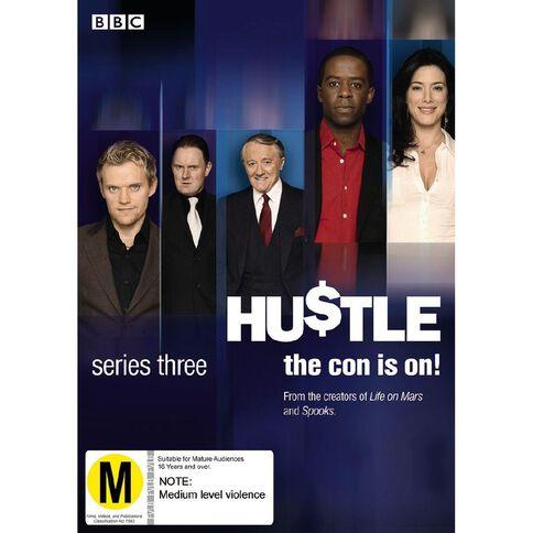 Hustle Season 3 DVD 2Disc