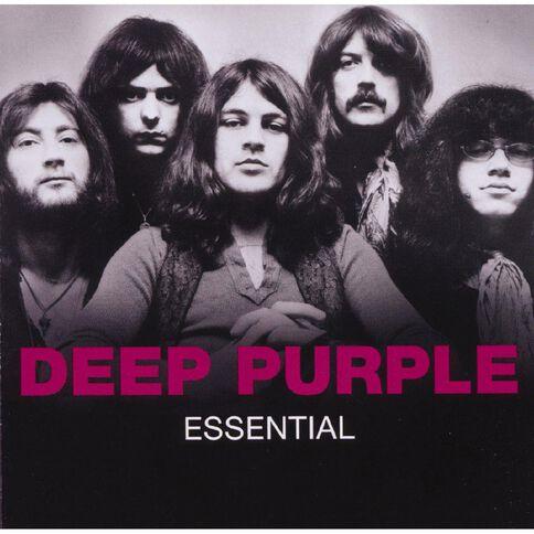 Essential CD by Deep Purple 1Disc