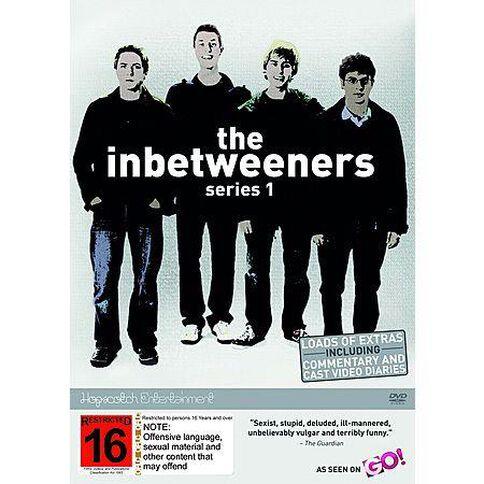 The Inbetweeners Season 1 DVD 1Disc