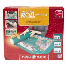 Puzzle Mates Jumbo Puzzle Roll