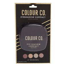 Colour Co. Eyeshadow 4 Shades Blush Nude