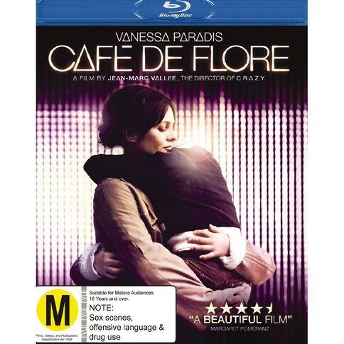 Cafe de Flore Blu-ray 1Disc