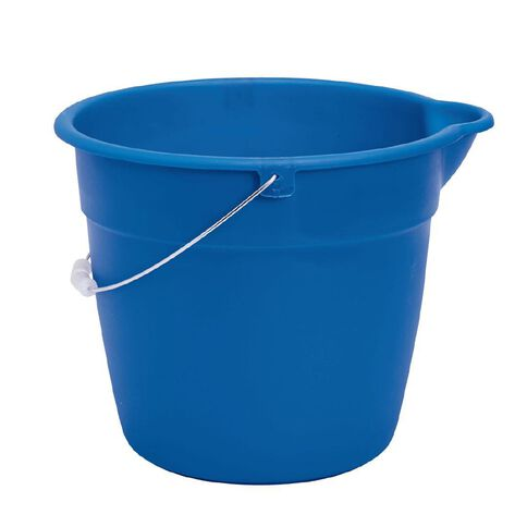Living & Co Laundry Bucket Blue 10L