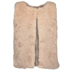 A'nD Faux Fur Vest
