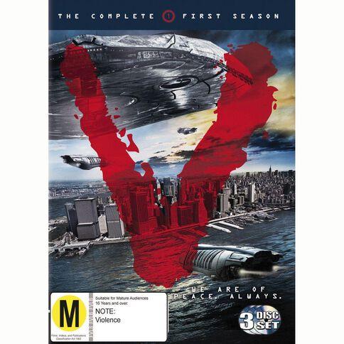 V Season 1 DVD 3Disc