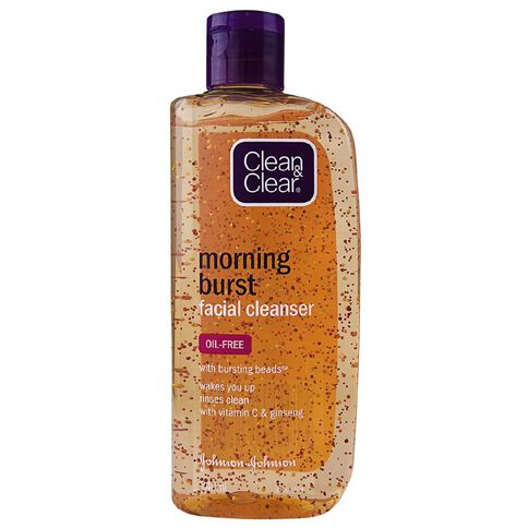 Clean & Clear Cleanser Morning Burst 240ml