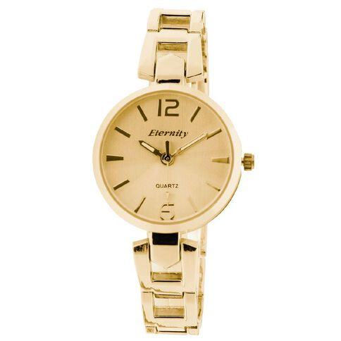 Eternity Women Watch Analog Gold
