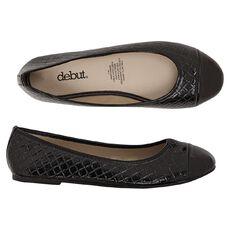 Debut Ogaki Ballet Shoes
