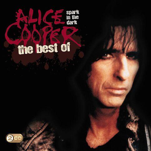 Spark in The Dark Best of CD by Alice Cooper 2Disc