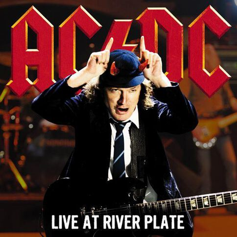 Live at River Plate CD by AC/DC 2Disc