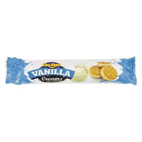 Oki Doki Vanilla Creams 200g