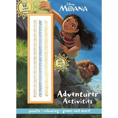Disney Moana Activity Pack with Covermount