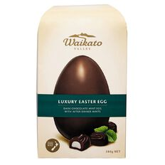 Waikato Valley Chocolates #12 Dark Mint Egg with After Dinner Mints 280g
