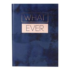 Deskwise Fashion Notebook What Ever Foil A4