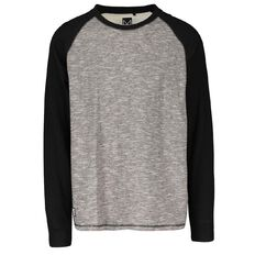 Match Long Sleeve Raglan Tee