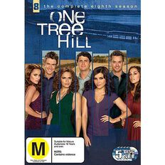 One Tree Hill Season 8 DVD 5Disc