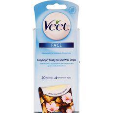 Veet Wax Strips Sensitive 20 Pack