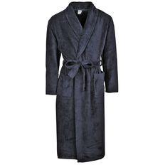 Basics Brand Men's Coral Fleece Robe