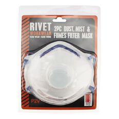 Rivet Filter Mask Set 2 Piece