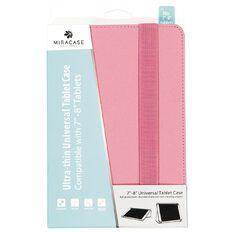 Miracase Devo 8 inch Universal Tablet Case Pink