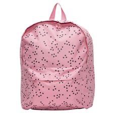 Basics Brand Print Backpack