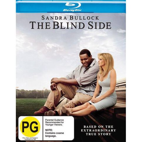 The Blind Side Blue-ray) 1Disc