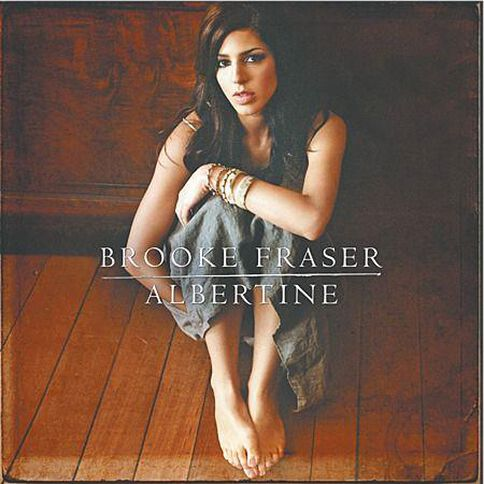 Albertine CD by Brooke Fraser 1Disc
