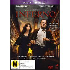 Inferno DVD 1Disc