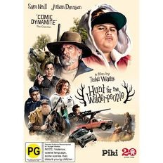 Hunt for the Wilderpeople DVD 1Disc