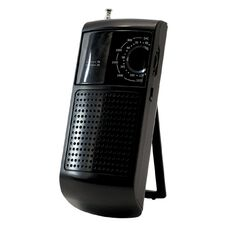 Necessities Brand Pocket Radio N3287