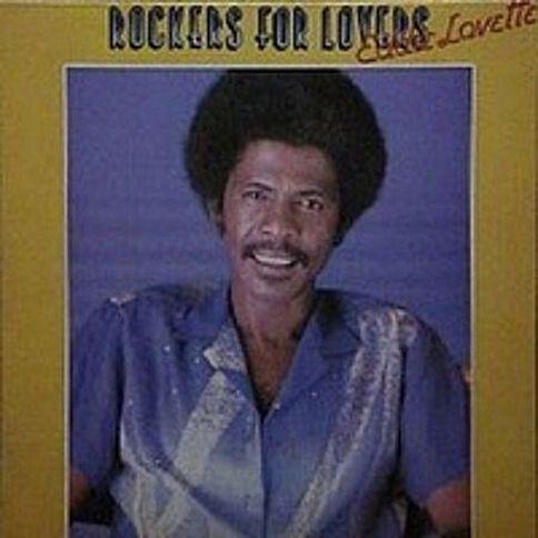 Rockers for Lovers CD by Eddie Lovette 1Disc