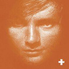 + (Pronounced Plus) CD by Ed Sheeran 1Disc