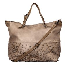 Amber Hill New York Tote Handbag Khaki Limited Edition